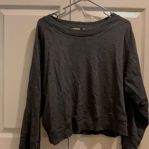 Forever 21 plus size sweatshirt